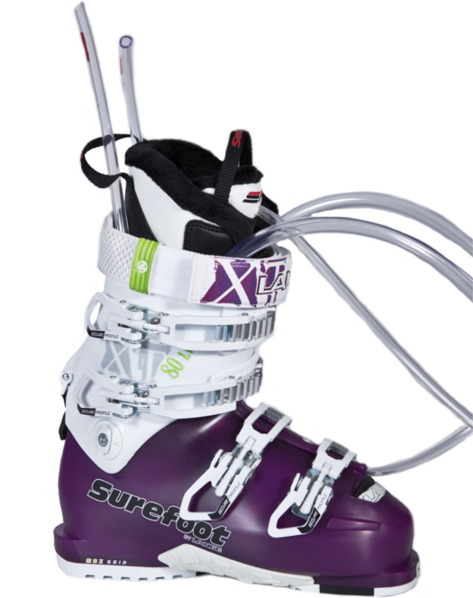 Atomic Hawx 1.0 80 Ski Boot Men's- Black