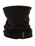 Le Bent Le Neck Gaiter- Black