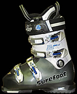 Ladies Custom Ski Boots